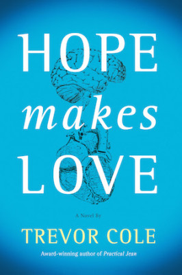 HOPE MAKES LOVE cover